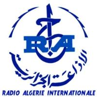 Logo of radio station Radio Algérie Internationale - إذاعة الجزائر الدولية