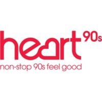 Logo de la radio Heart 90s