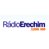 Logo of radio station Rádio Erechim