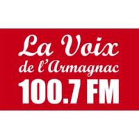Logo de la radio La Voix de l'Armagnac
