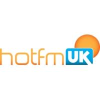 Logo de la radio Hot FM UK