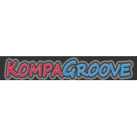 Logo of radio station Kompagroove