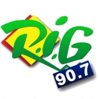 Logo of radio station RIG