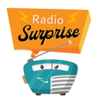Logo of radio station SURPRISE