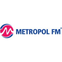 Logo of radio station Metropol FM