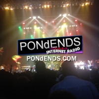 Logo of radio station PONdENDS.COM