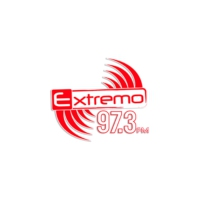 Logo of radio station Extremo FM 97.3 FM
