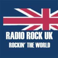 Logo de la radio Radio Rock UK