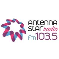 Logo of radio station Antenna Star Radio FM 103.5