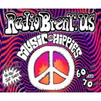 Logo of radio station RadioBrent.us
