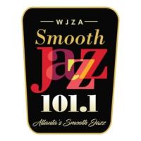 Logo de la radio WJZA Smooth Jazz 101.1 FM
