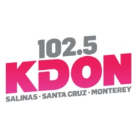 Logo of radio station KDON-FM 102.5