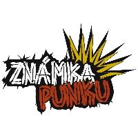 Logo of radio station Rock Rádio - Známka Punku
