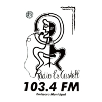 Logo of radio station Radio Es Castell