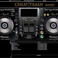 Logo of radio station CHEATTRASH-RADIO