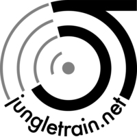Logo de la radio The Jungle Train