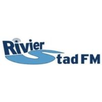 Logo of radio station Rivierstad FM