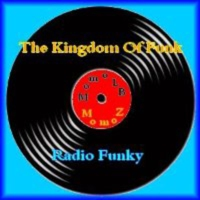 Logo of radio station The Kingdom of Funk