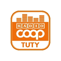 Logo of radio station Coop TUTY Rádio