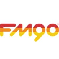 Logo of radio station KACV FM 90
