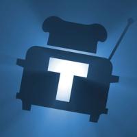 Logo de la radio Toast Radio