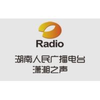 Logo of radio station 潇湘之声 FM93.8