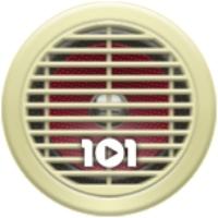 Logo de la radio 101.ru - ВИА