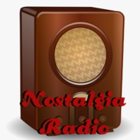 Logo of radio station Nostalgia Radio