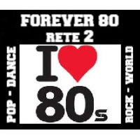 Logo de la radio Forever 80 *rete2*