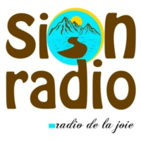 Logo of radio station SION RADIO