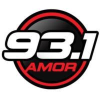 Logo of radio station WPAT Amor 93.1