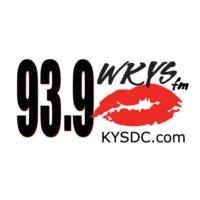 Logo of radio station 93.9 WKYS