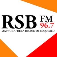 Logo of radio station RSB Chile