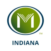 Logo of radio station WGNR Moody Radio Indiana