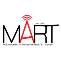 Logo of radio station mArt Radio