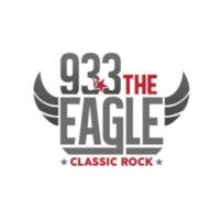 Logo de la radio KAGL 93.3 The Eagle