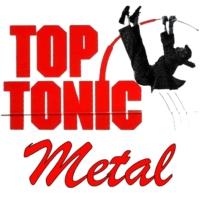 Logo de la radio Top Tonic Metal