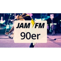 Logo of radio station JAM FM 90er