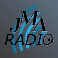 Logo of radio station JMA Radio