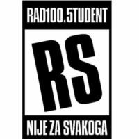 Logo de la radio Radio Student 100.5