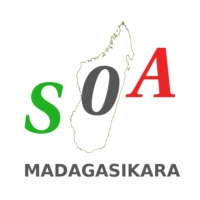 Logo of radio station Soa i Madagasikara