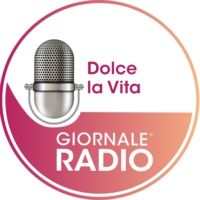 Logo of radio station Giornale Radio Dolce La Vita