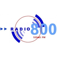 Logo of radio station Radio 800