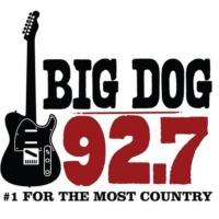 Logo of radio station Big Dog 92.7