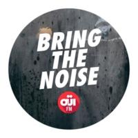 Logo de la radio OUI FM Bring The Noise