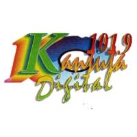 Logo de la radio Radio Kantuta Bolivia