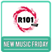 Logo de la radio R101 New Music Friday
