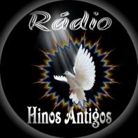 Logo of radio station Rádio Hinos Antigos