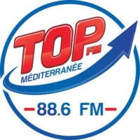 Logo of radio station Top Fm 88.6