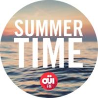 Logo of radio station OUI FM Summertime